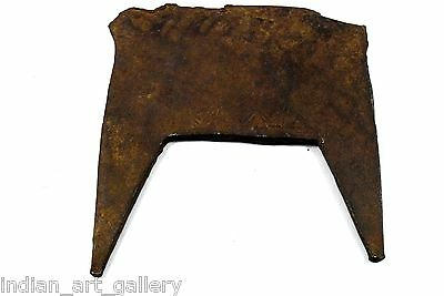 Real Antique Rare Handmade Iron Large Tribal heavy Axe Head Collectible. i73-138