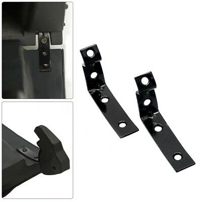 Screws Glove Box Lid Hinge Snapped Repair Kit For Audi A4 B6 B7 8E 2001-2008