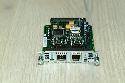 Cisco PVDM3-32 32 Channel High-Density Packet Voice DSP Module ***LARGE STOCK***
