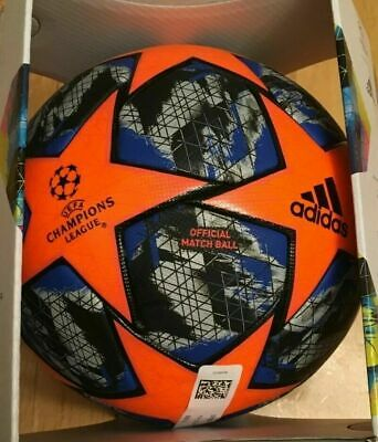 Adidas Champions League winter ball Finale 2019-20 OMB+ with box, size 5