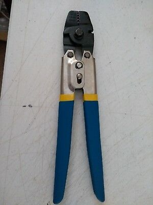 Fishing Crimping Pliers Rigging Leader Tool, Alloy or Copper Crimps, Cutters