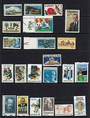 Usa ...mint Stamp Collection.....mh