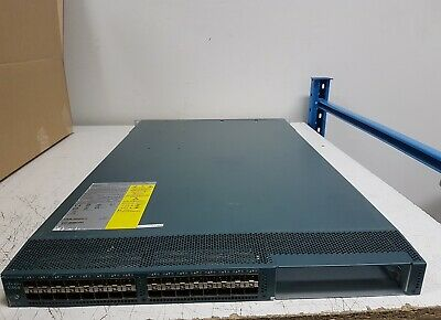 CISCO UCS-FI-6248UP 32-Port Fabric Interconnect No Rails w/No SFP's