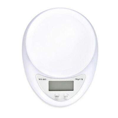 5kg 5000g/1g Digital Electronic Home Kitchen Food Postal Scale Weight Balance
