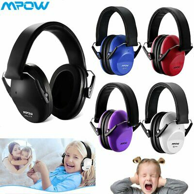 MPOW Children Ear Protection Safety Ear Muffs Defenders Noise Reduction Earmuffs