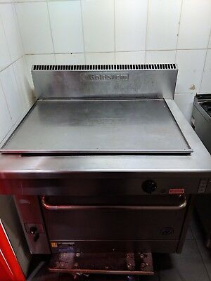 Commercial Goldstein Oven Gas Target Top (PF-T-28)