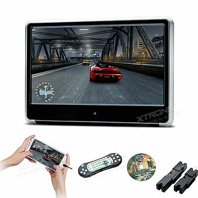 11.6 Zoll Tragbarer Auto DVD Player IPS Touch Screen Display 1920*1080 USB HDMI