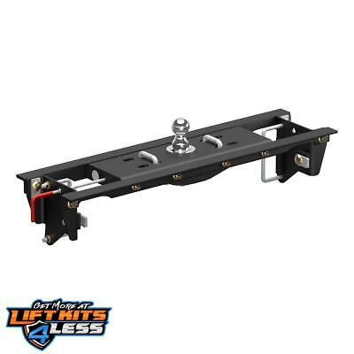 CURT 60685 Double Lock Ezr Gooseneck Hitch Kit for 1999-2010 Ford F-350/F-250 SD