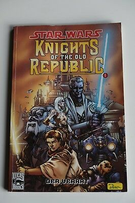 Knights of the Old Republic I - Der Verrat - Star Wars Comic Sonderband 33