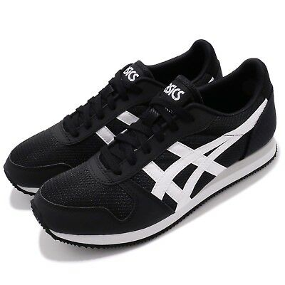 Asics Tiger Curreo II 2 Black White Men Running Shoes Sneaker Trainer HN7A0-9001