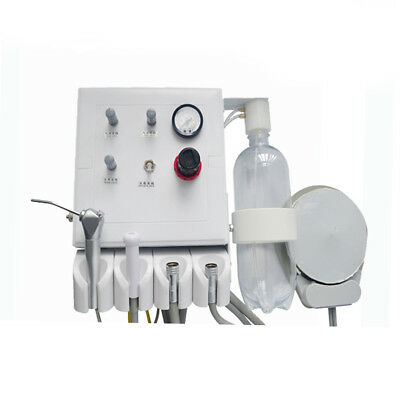 Portable Dental Turbine Unit Work With Air Compressor Hanging Wall Type PT
