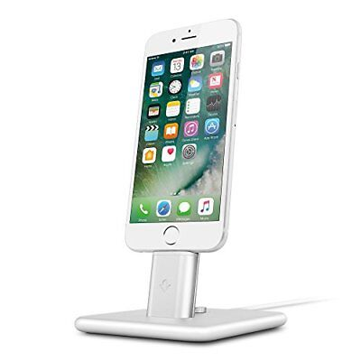 Twelve South HiRise 2 Deluxe for iPhoneiPad, silver  Adjustable charging stand