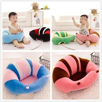 Cotton Baby Support Seat Plush Sofa Soft Baby Infant Learning To Sit Chair FV