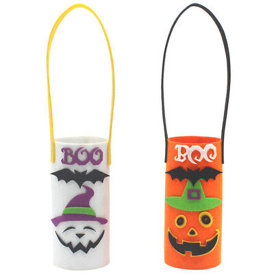 Wine Bottle Cover Bags Halloween Lovely Cartoon Wine Bottle Tote Bags Holders