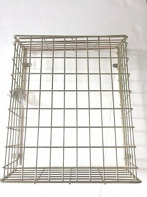 Brass Metal Letter Box Cage Large Post Mail Letterbox  Pet Dog Guard