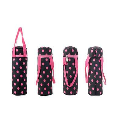 Insulated Baby Bottle Holder Carrier Thermal Bag With Hanging Strap T