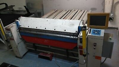 Schechtl 2822 CNC Folding Machine