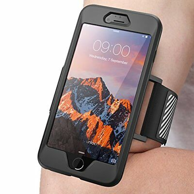 iPhone 7 Plus Armband, iPhone 8 Plus Armband, SUPCASE Easy Fitting Sport Running
