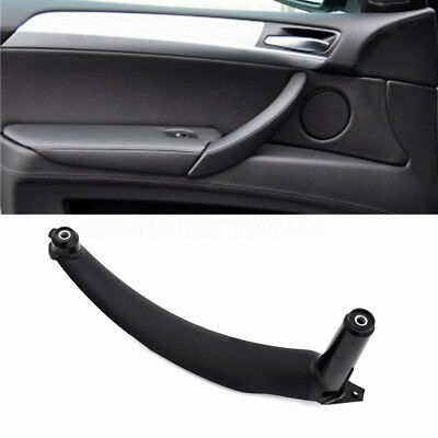 Pair Right Inner Door Panel Handle Outer Trim for 2004-2012 BMW 3-Series