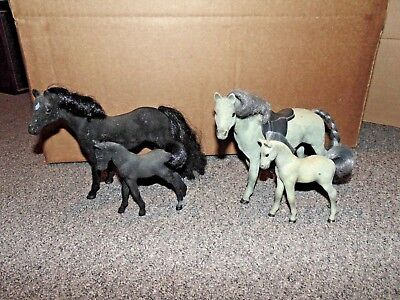 1988 Marchon Grand Champions Toy Horse Lot