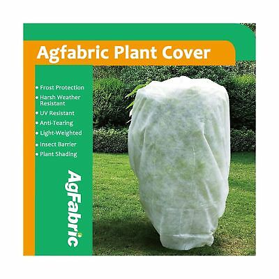 """Agfabric Plant Cover Warm Worth Frost Blanket - 0.95 oz Fabric of 84"""" Hx 72"""" ..."""