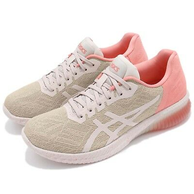 6afffec98908 Asics Gel-Kenun SP SAKURA Cherry Pink Blossom Women Gear Easy Running  T8A5N-0606