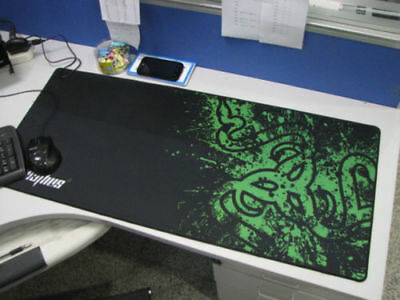 Large XL Razer Goliathus Mantis Speed Gaming Mouse Pad PC Mat Locked 900*400MM