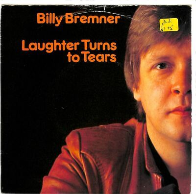 """Billy Bremner - Laughter Turns To Tears - 7"""" Record Single"""