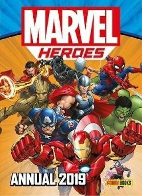 Marvel Heroes Annual 2019 by  9781846532405