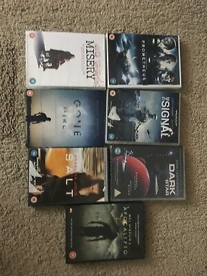 selection of Dvds. Used all in good condition. A good watch.