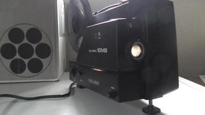 BELL + HOWELL 10MS Variable Speed Control Dual 8 Transfer Projector-Tested-MINT!