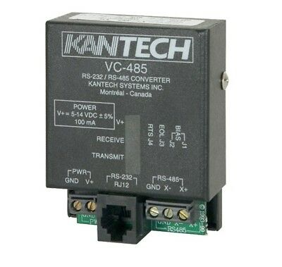 Kantech VC-485 Multifunction Communication Interface Converter