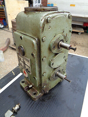 Cannon 02A102-00 PIV variable chain gearbox 338-2028 lathe LOTMCQ0216