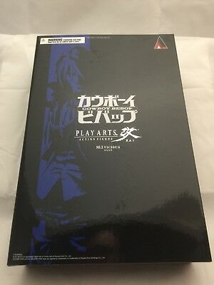 Cowboy Bebop: Vicious - Play Arts Kai Action Figure by Square Enix! MIB & NEW!