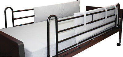 ** REDUCED! ** - Roscoe Bed Rail Bumper Pads - 1 pair - 48x15x1 inches