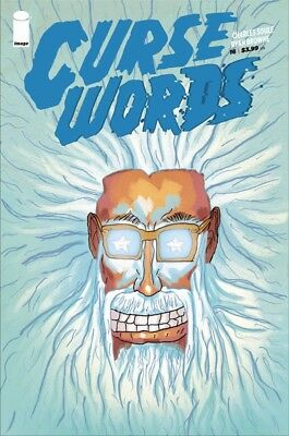 Curse Words #16 1:10 Soule Variant (Preorder Release Date 9-19)