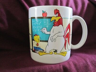 "Looney Tunes Teachers Coffee/tea Mug. "" A Class Act"" By Applause"