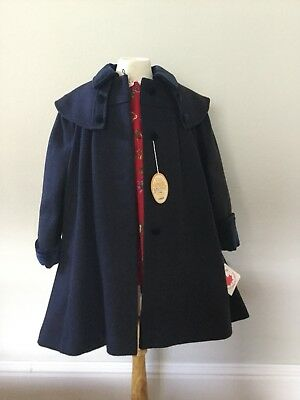 Girls New Dress Coats 2 available size 2 and 6