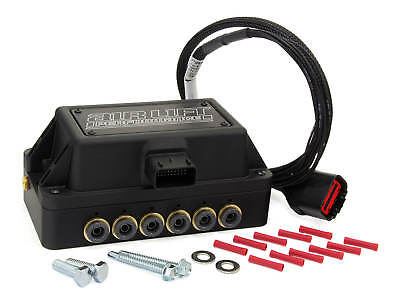"Air Lift Performance 3S 3/8"" Air Ride Manifold Kit with Switchbox Wiring Harness"