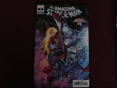 The Amazing Spider-Man #5 Cosmic Ghost Rider Variant