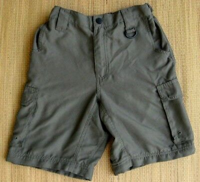 BOY SCOUTS OF AMERICA Youth L Switchback Uniform Pants cargo *SHORTS ONLY