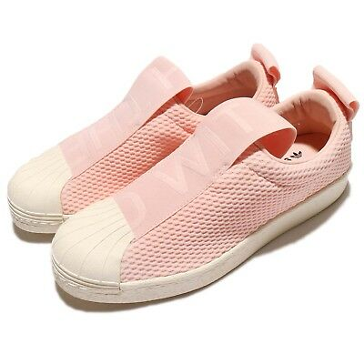 adidas Originals Superstar BW35 Slip-On W Ice Pink Women Shoes Sneakers  BY9138 c1c4a145db
