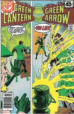 Green Lantern No. 116 - May 1979 - 1st appearance of Guy Gardner