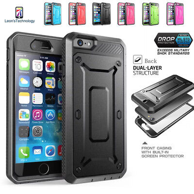 360° Full Protection Shockproof Heavy Duty Armor Case Cover for iPhone 7 8plus