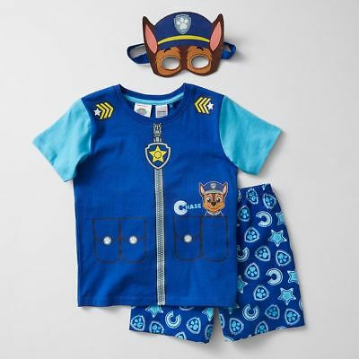 NEW Paw Patrol Short Sleeve Pyjama Set Kids