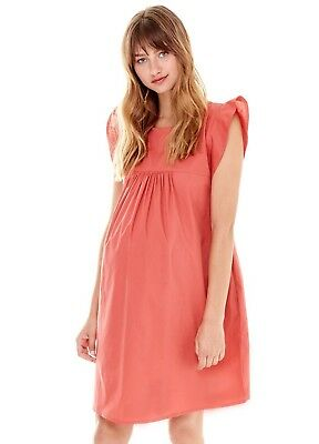 NEW -Imanimo - Ruth Maternity Pregnancy Dress in Candy