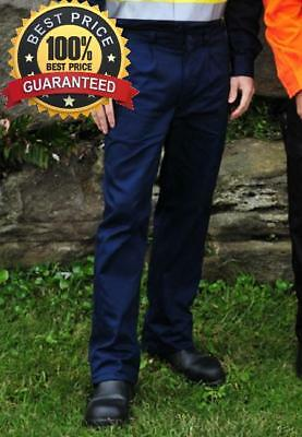 Cotton drill work trousers, pants, 311GSM heavy weight, Best price