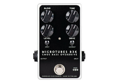 Darkglass Electronics Microtubes B3K V2 Bass Overdrive GENTLY USED