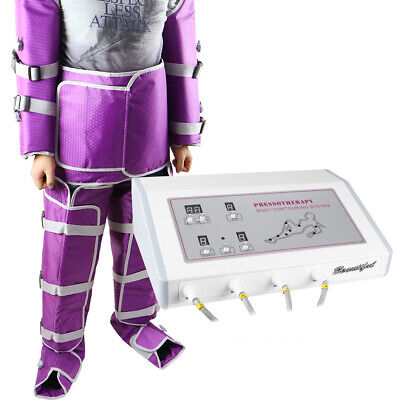 New Air Pressure Slimming Suit Pressotherapy Body Contouring Weight Loss Machine