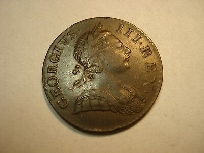 Great  Britain  1/2   Penny   1770